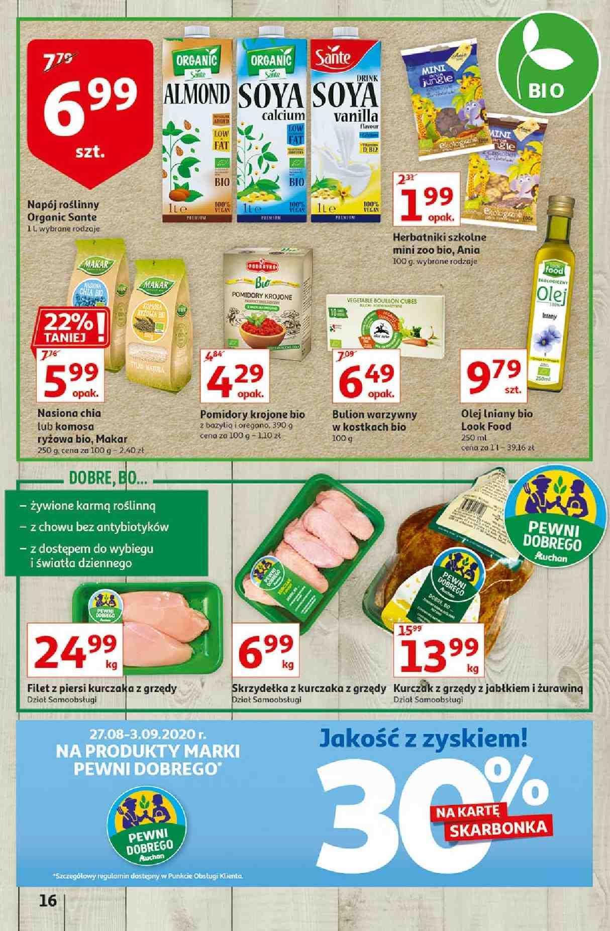 Gazetka promocyjna Auchan do 03/09/2020 str.15