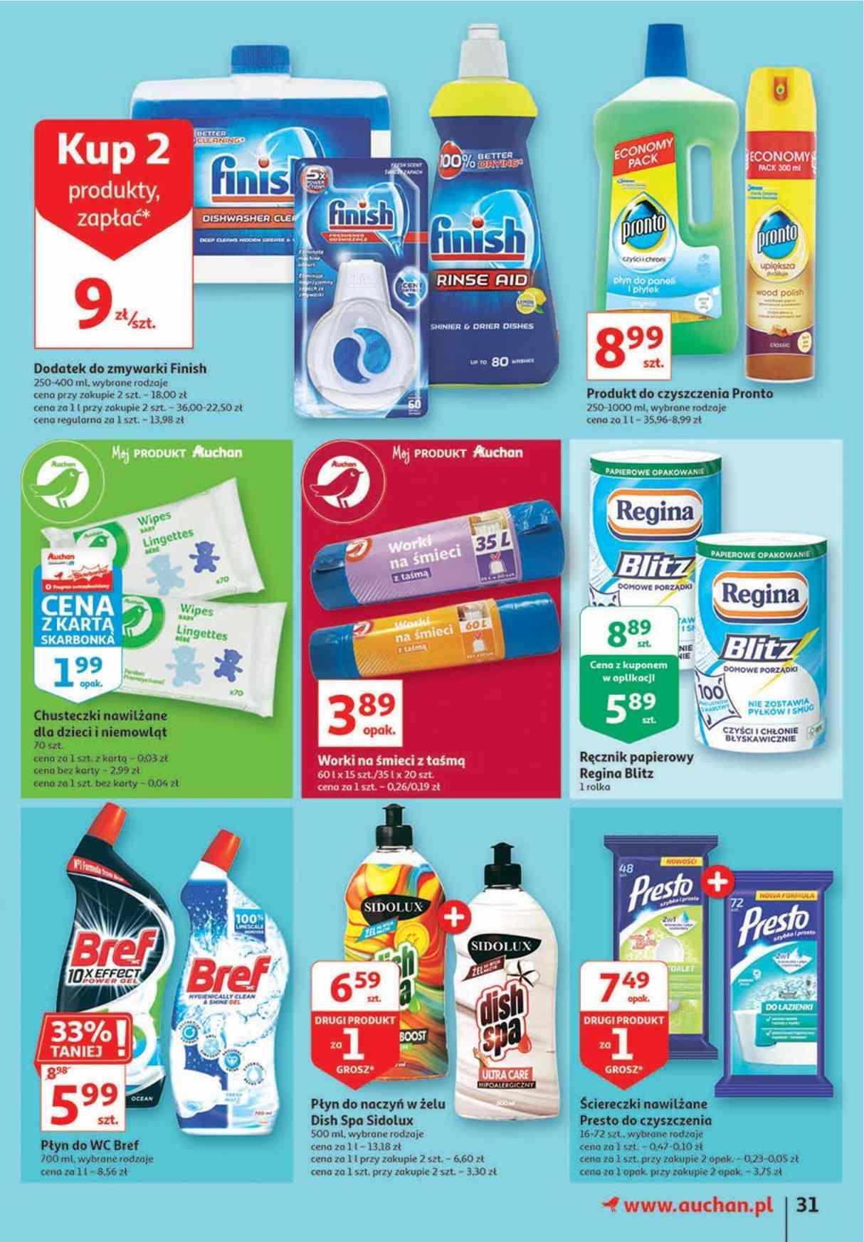 Gazetka promocyjna Auchan do 12/08/2020 str.30