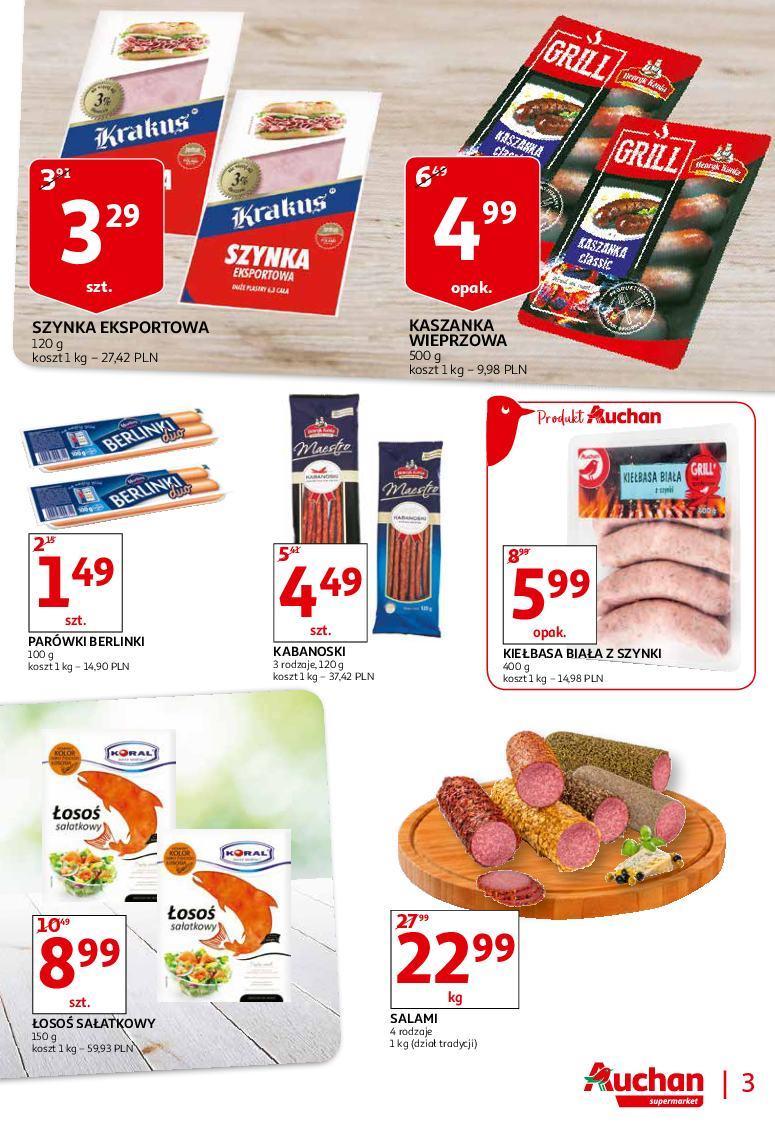 Gazetka promocyjna Auchan do 26/06/2018 str.2