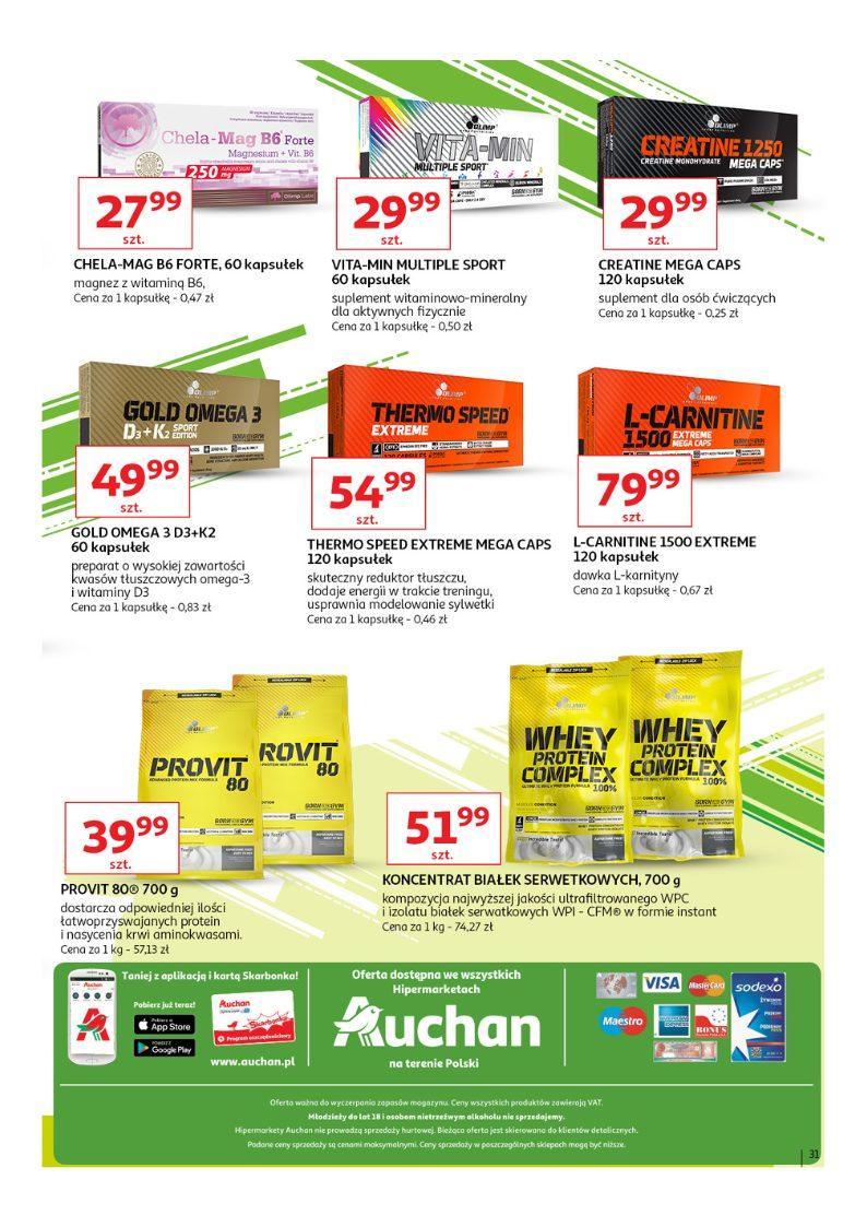Gazetka promocyjna Auchan do 05/06/2019 str.31
