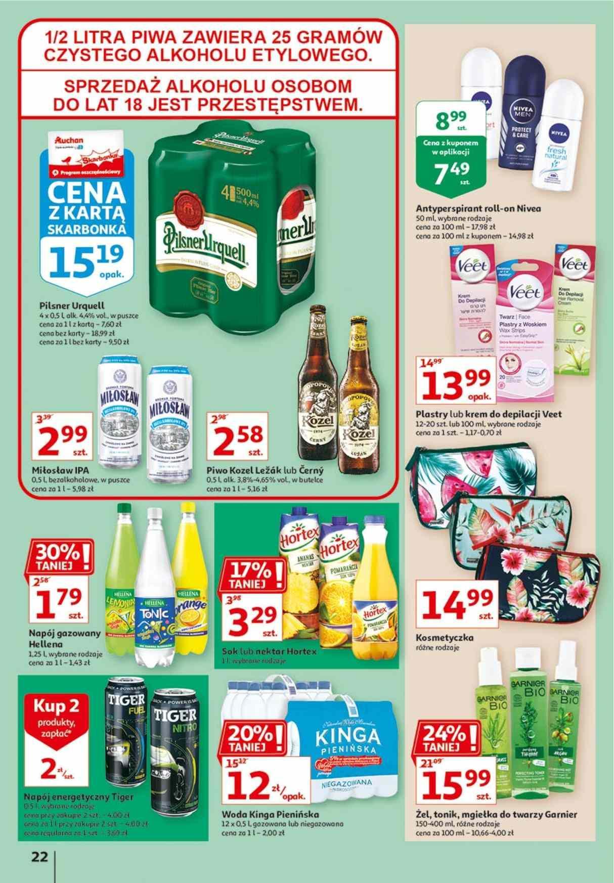 Gazetka promocyjna Auchan do 01/07/2020 str.21