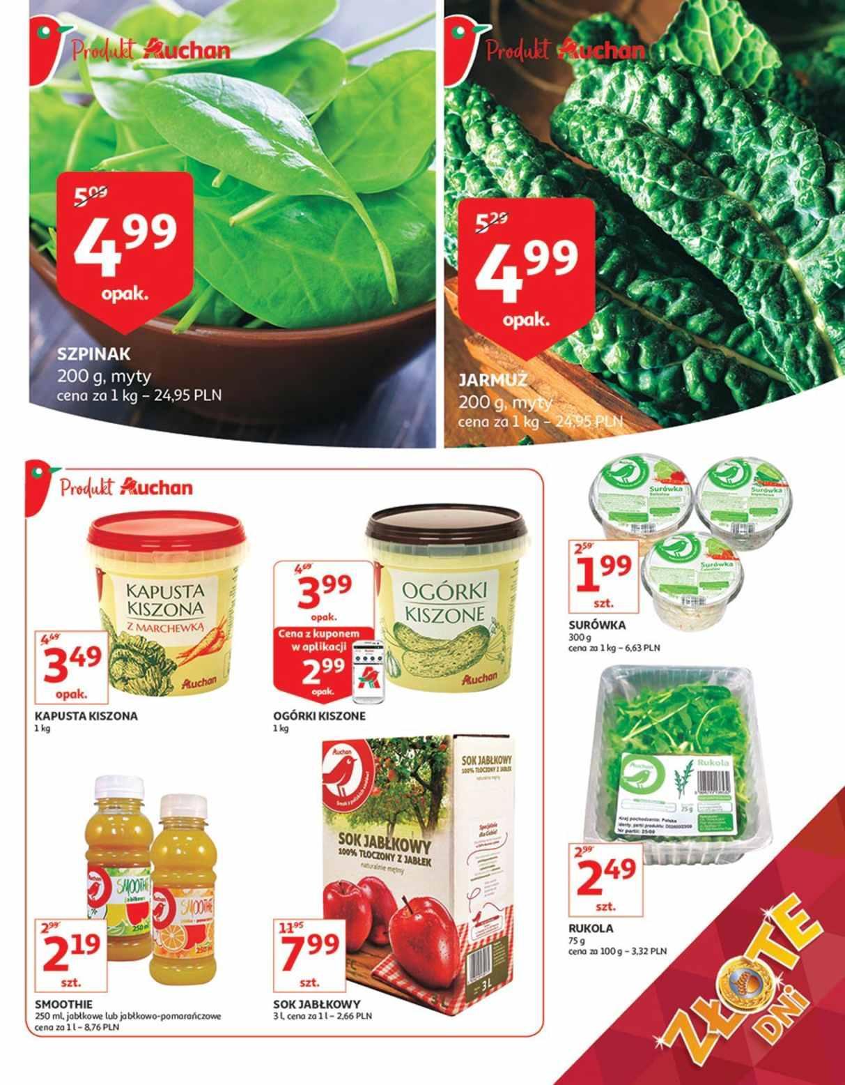 Gazetka promocyjna Auchan do 17/10/2018 str.13