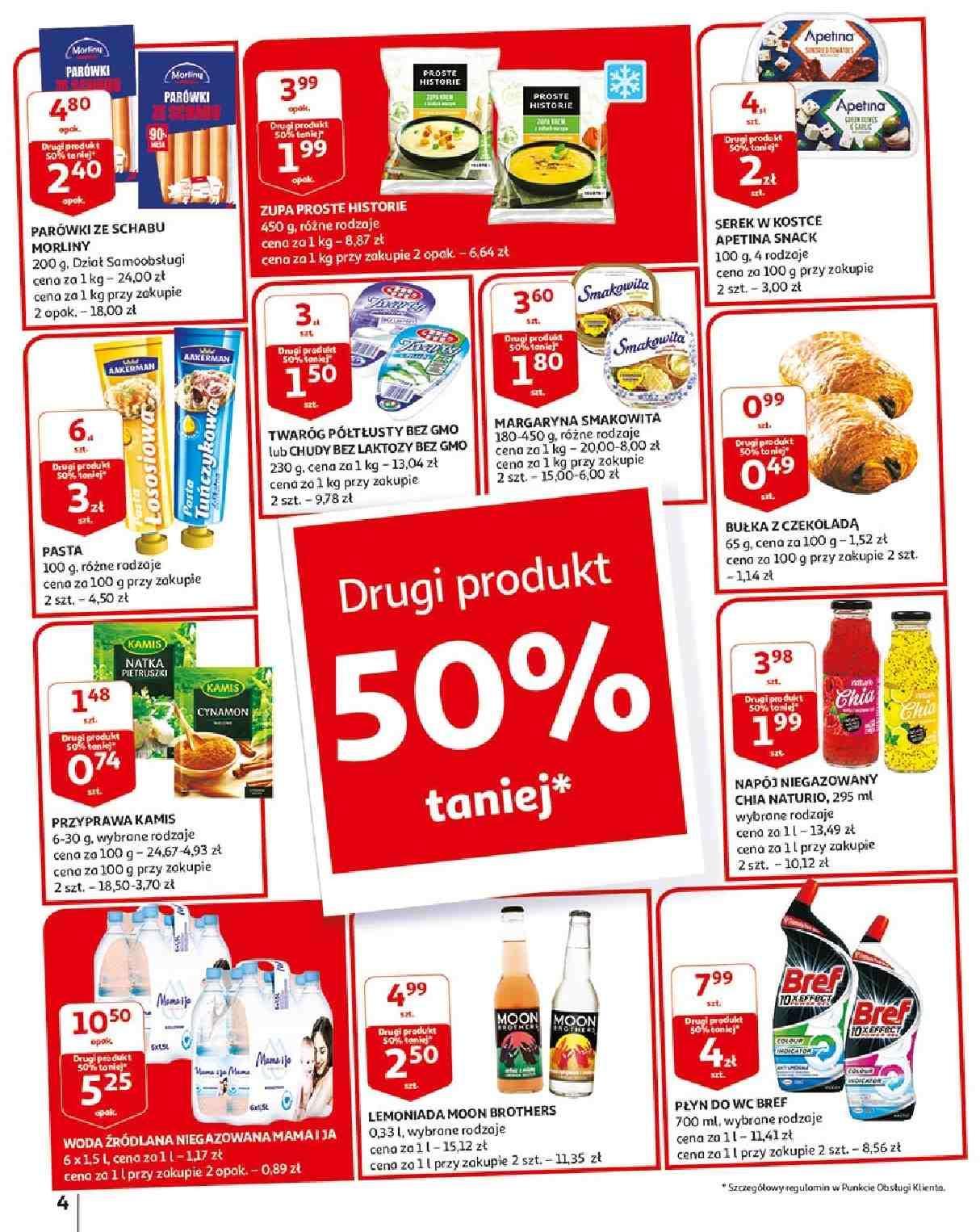 Gazetka promocyjna Auchan do 21/08/2019 str.4