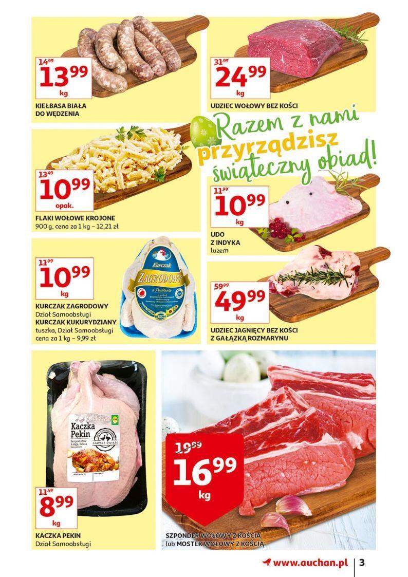 Gazetka promocyjna Auchan do 20/04/2019 str.2