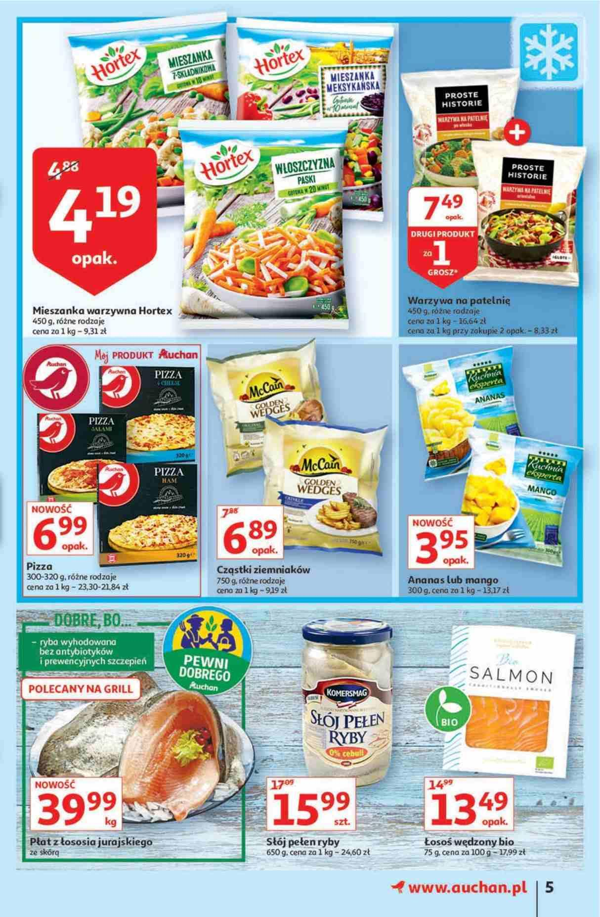 Gazetka promocyjna Auchan do 05/08/2020 str.5