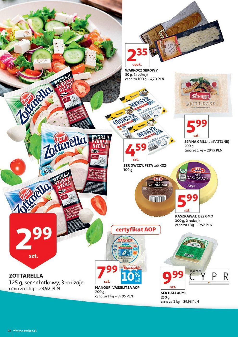 Gazetka promocyjna Auchan do 01/07/2018 str.21