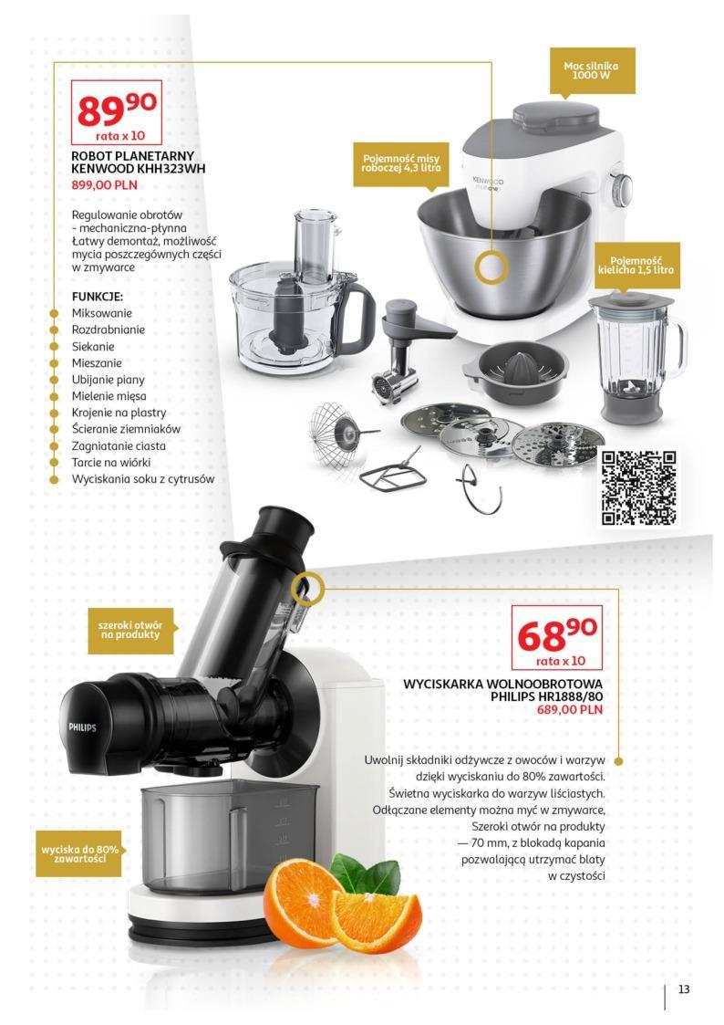 Gazetka promocyjna Auchan do 13/11/2018 str.13