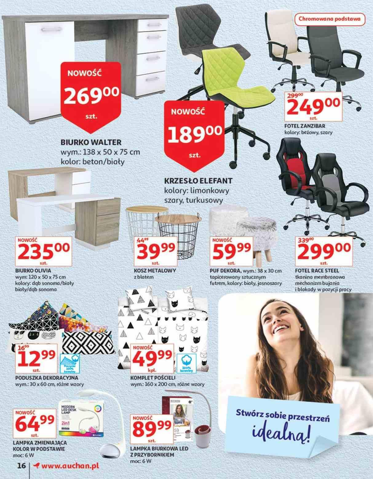 Gazetka promocyjna Auchan do 22/08/2018 str.16