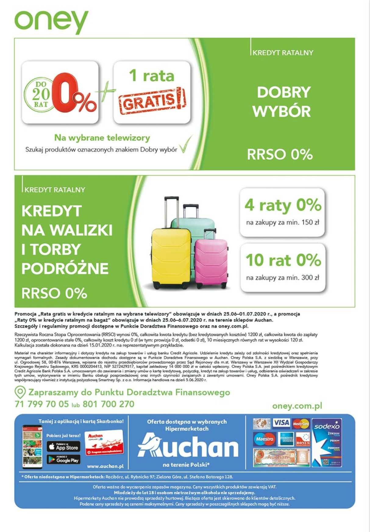Gazetka promocyjna Auchan do 01/07/2020 str.23