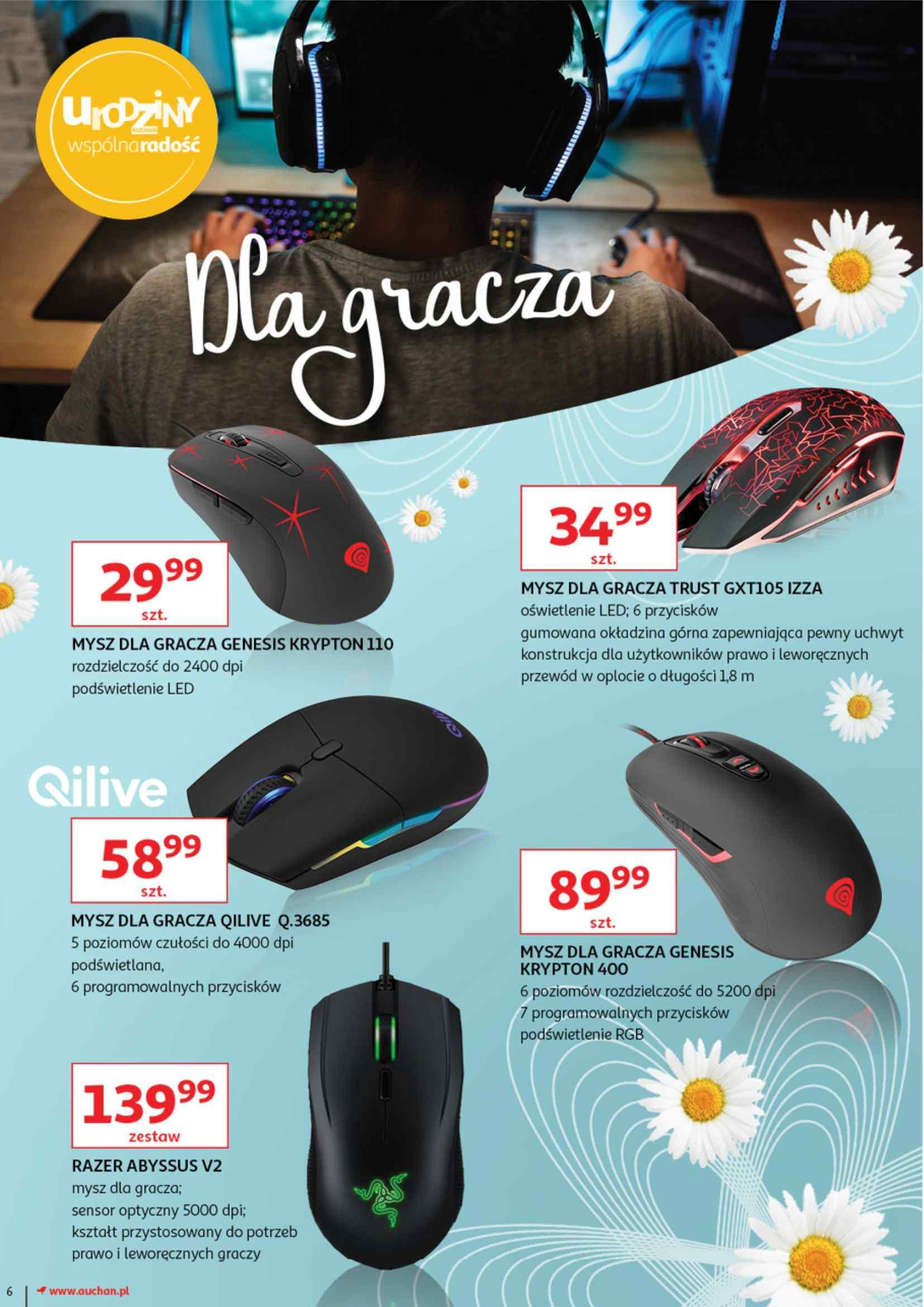 Gazetka promocyjna Auchan do 08/05/2019 str.5
