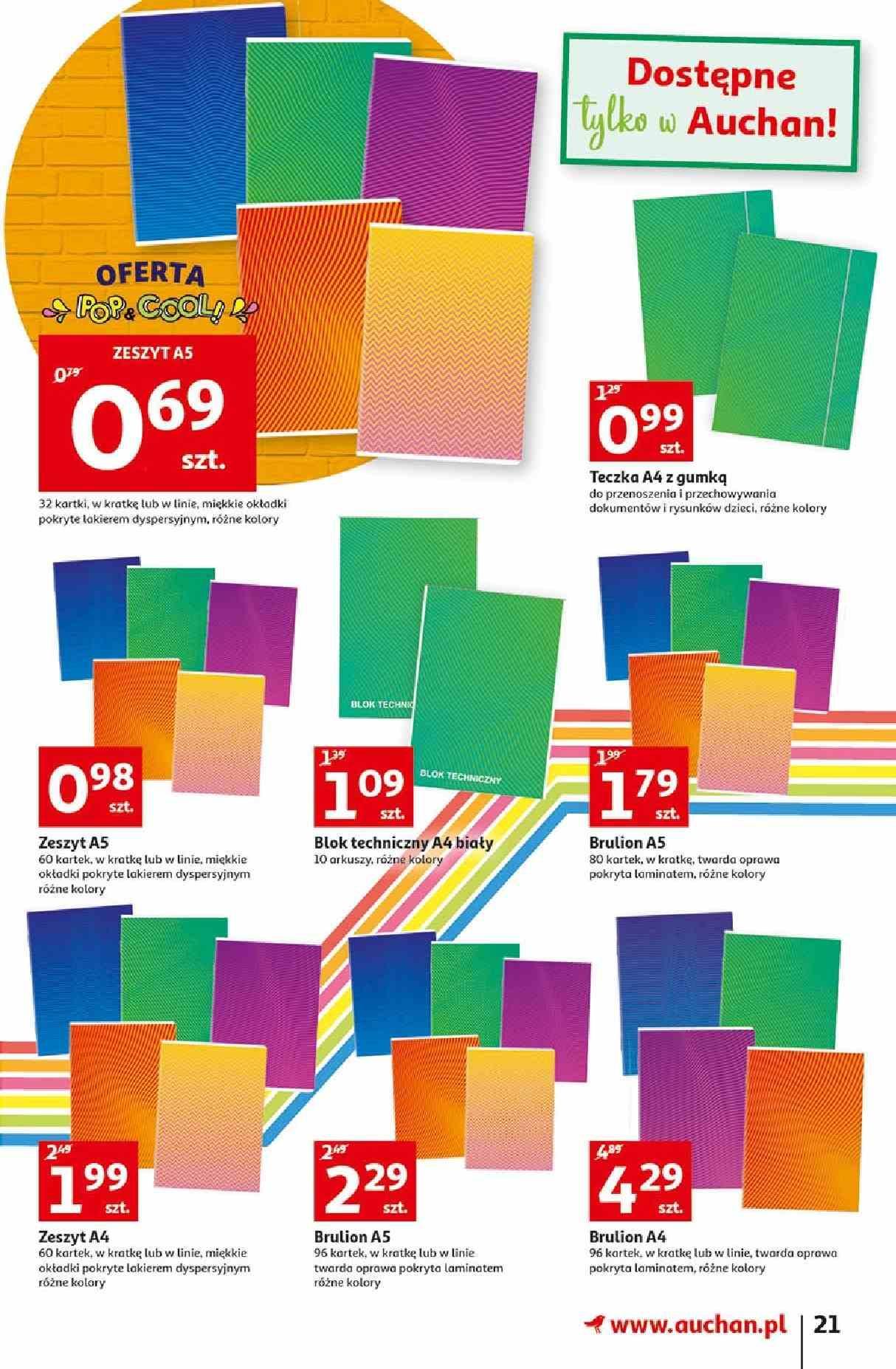 Gazetka promocyjna Auchan do 19/08/2020 str.20
