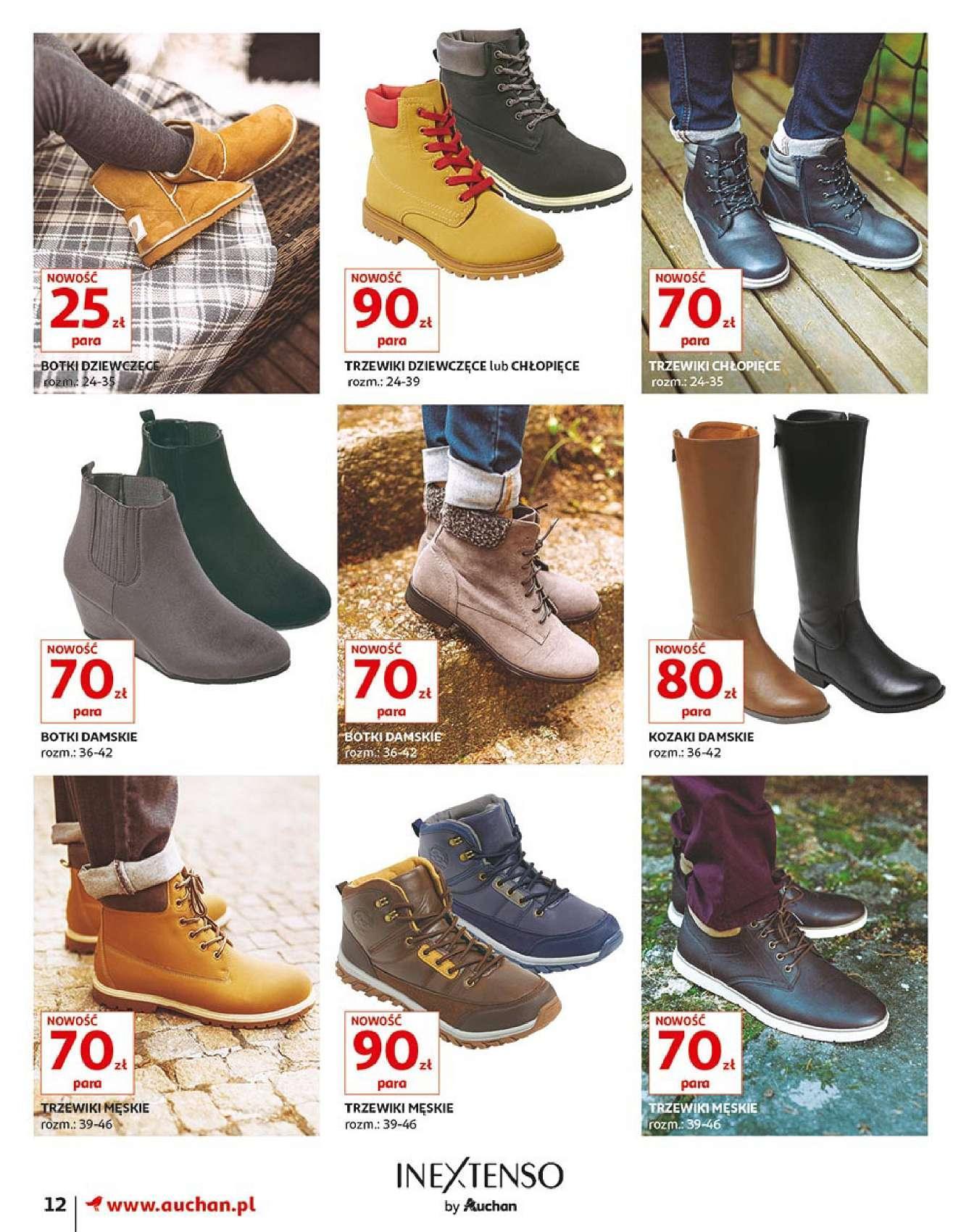 Gazetka promocyjna Auchan do 14/10/2018 str.12