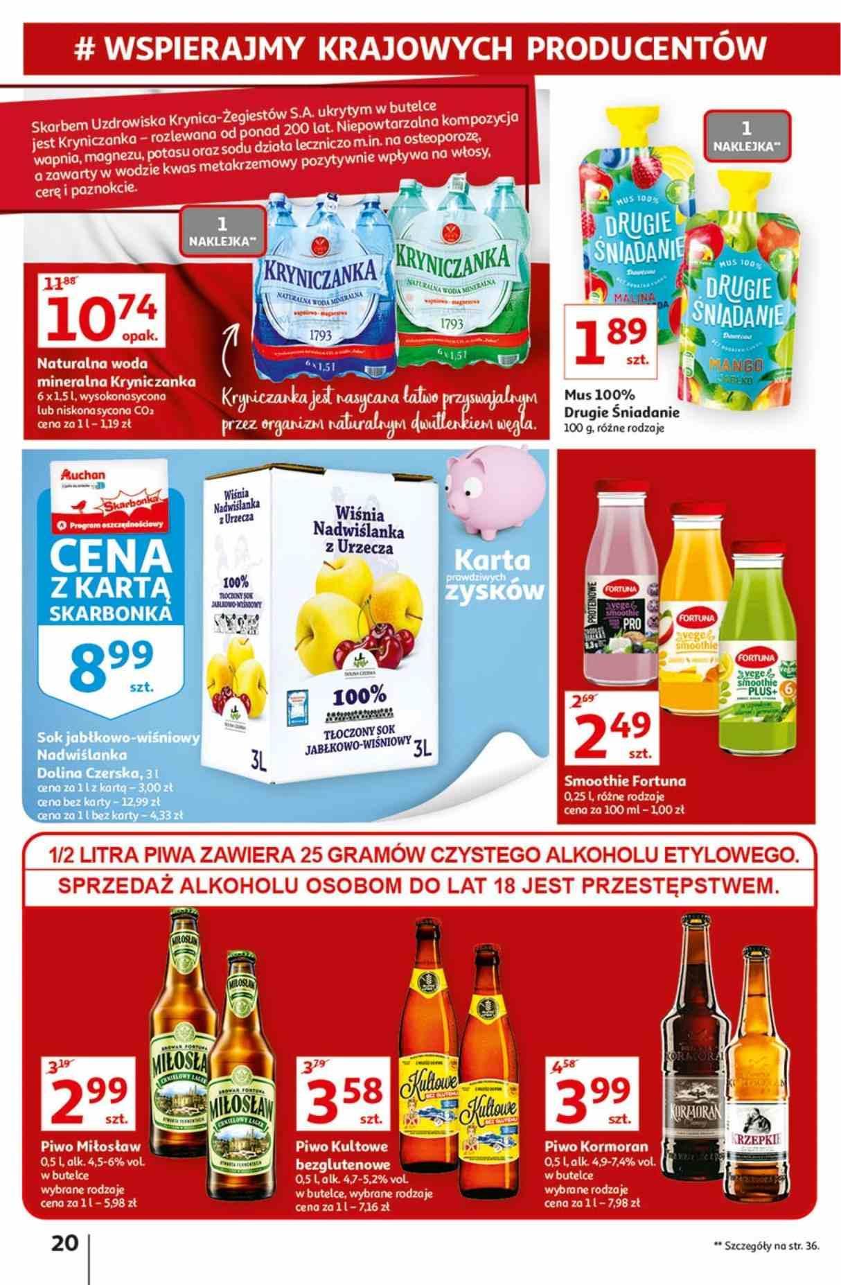 Gazetka promocyjna Auchan do 24/09/2020 str.19