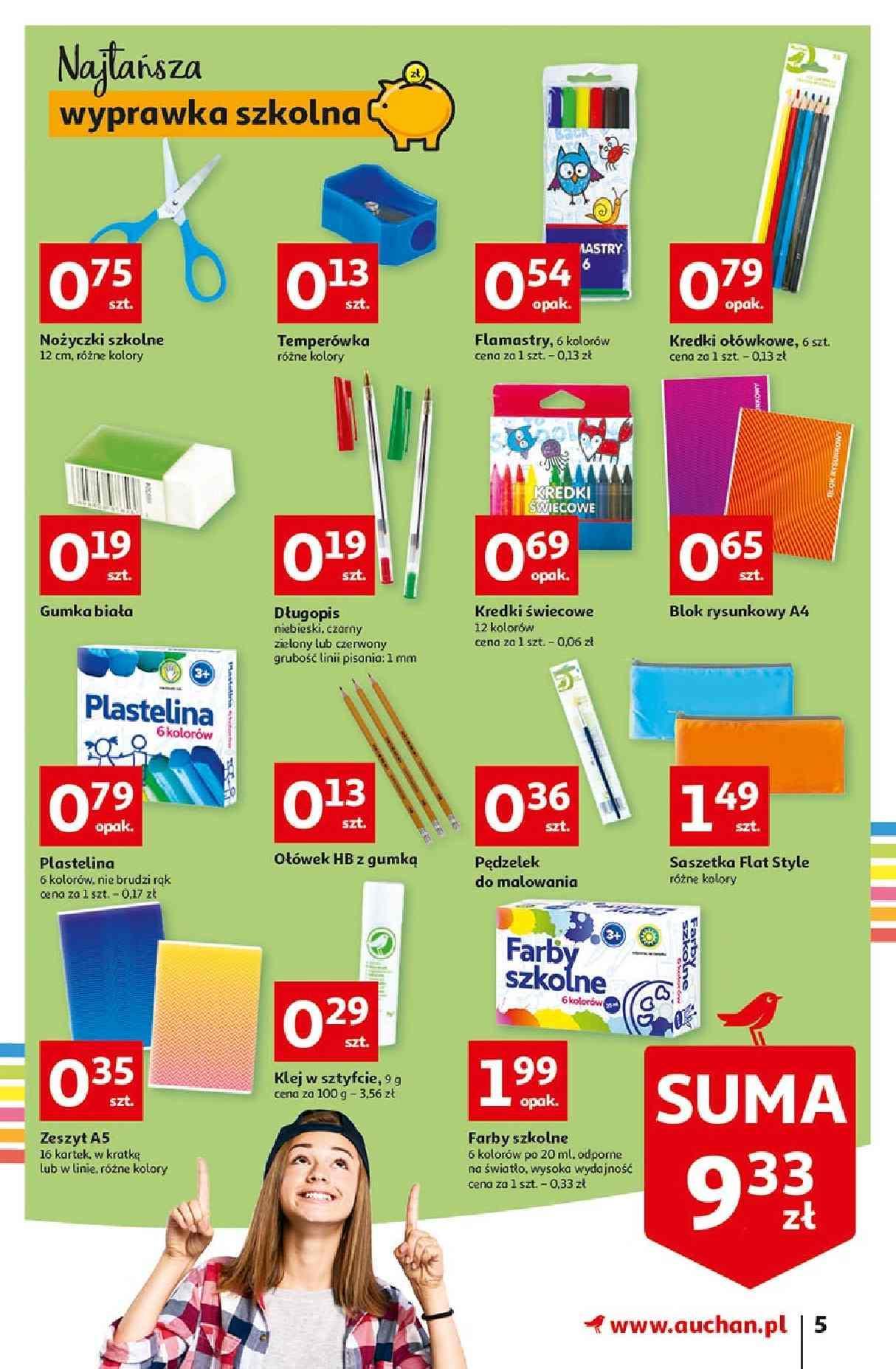 Gazetka promocyjna Auchan do 19/08/2020 str.3