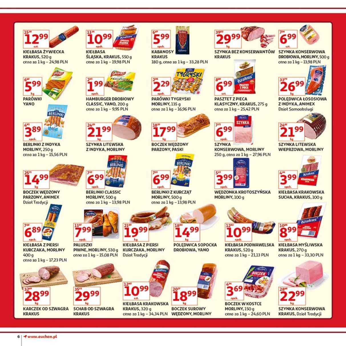 Gazetka promocyjna Auchan do 12/12/2018 str.6