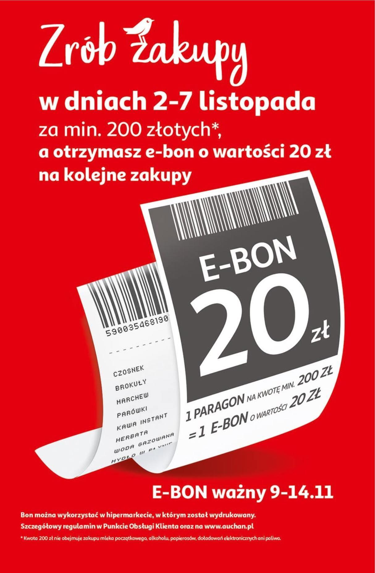 Gazetka promocyjna Auchan do 10/11/2020 str.38