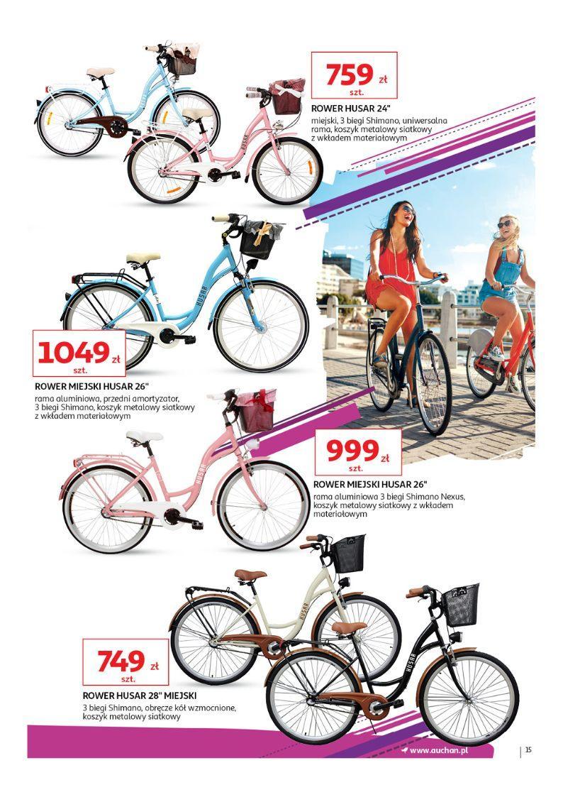Gazetka promocyjna Auchan do 05/06/2019 str.15