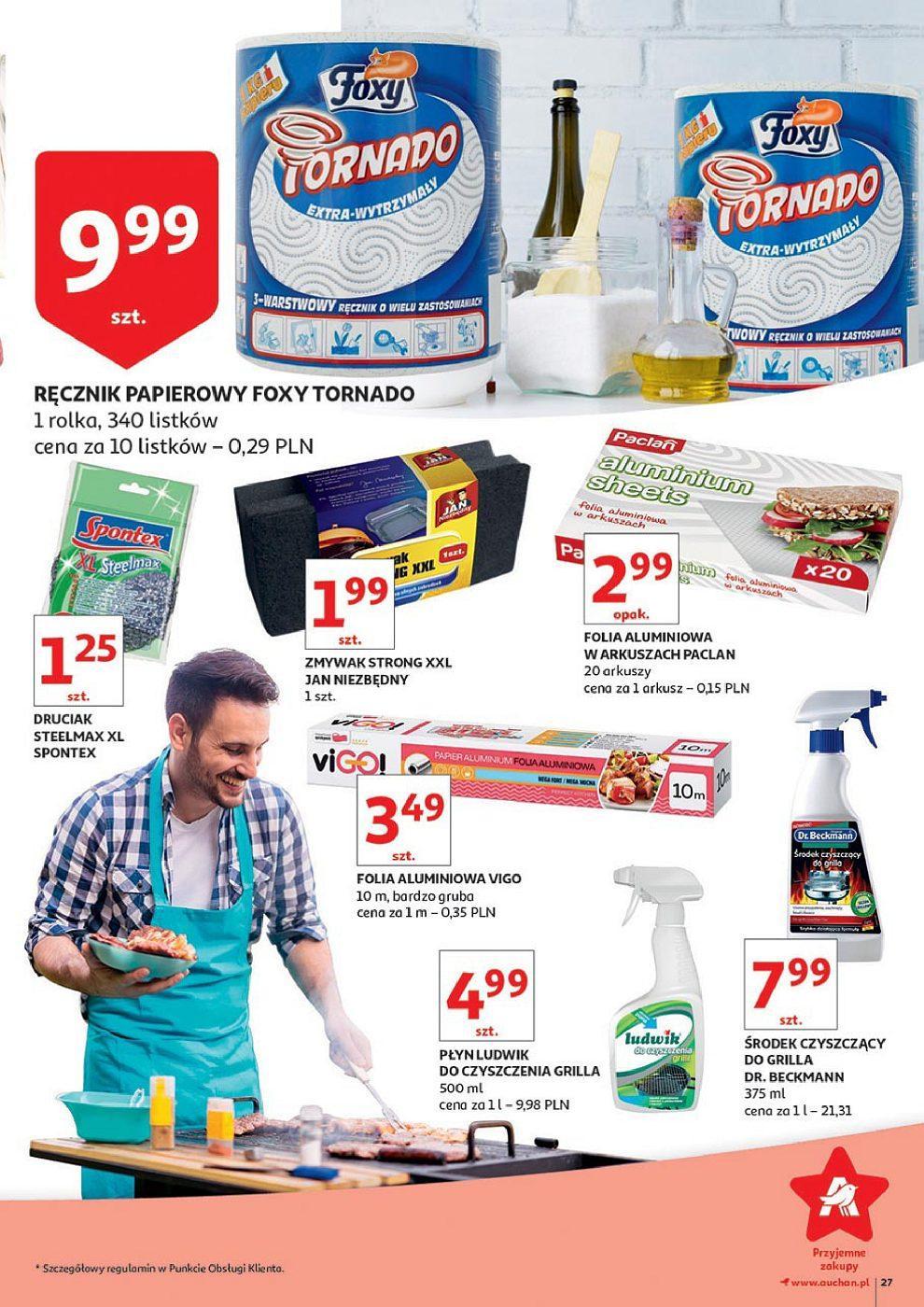 Gazetka promocyjna Auchan do 01/07/2018 str.27