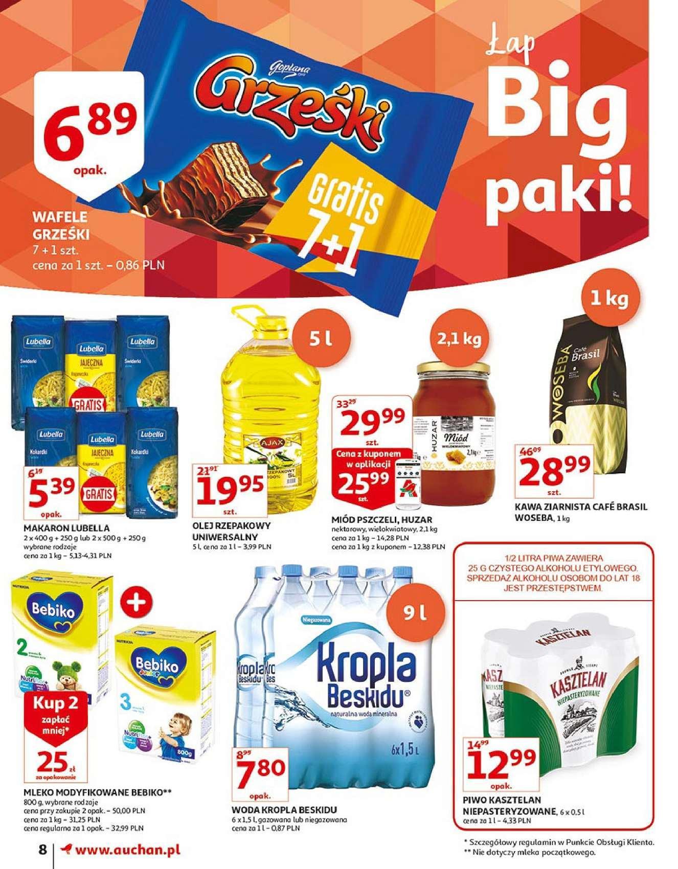 Gazetka promocyjna Auchan do 03/10/2018 str.7
