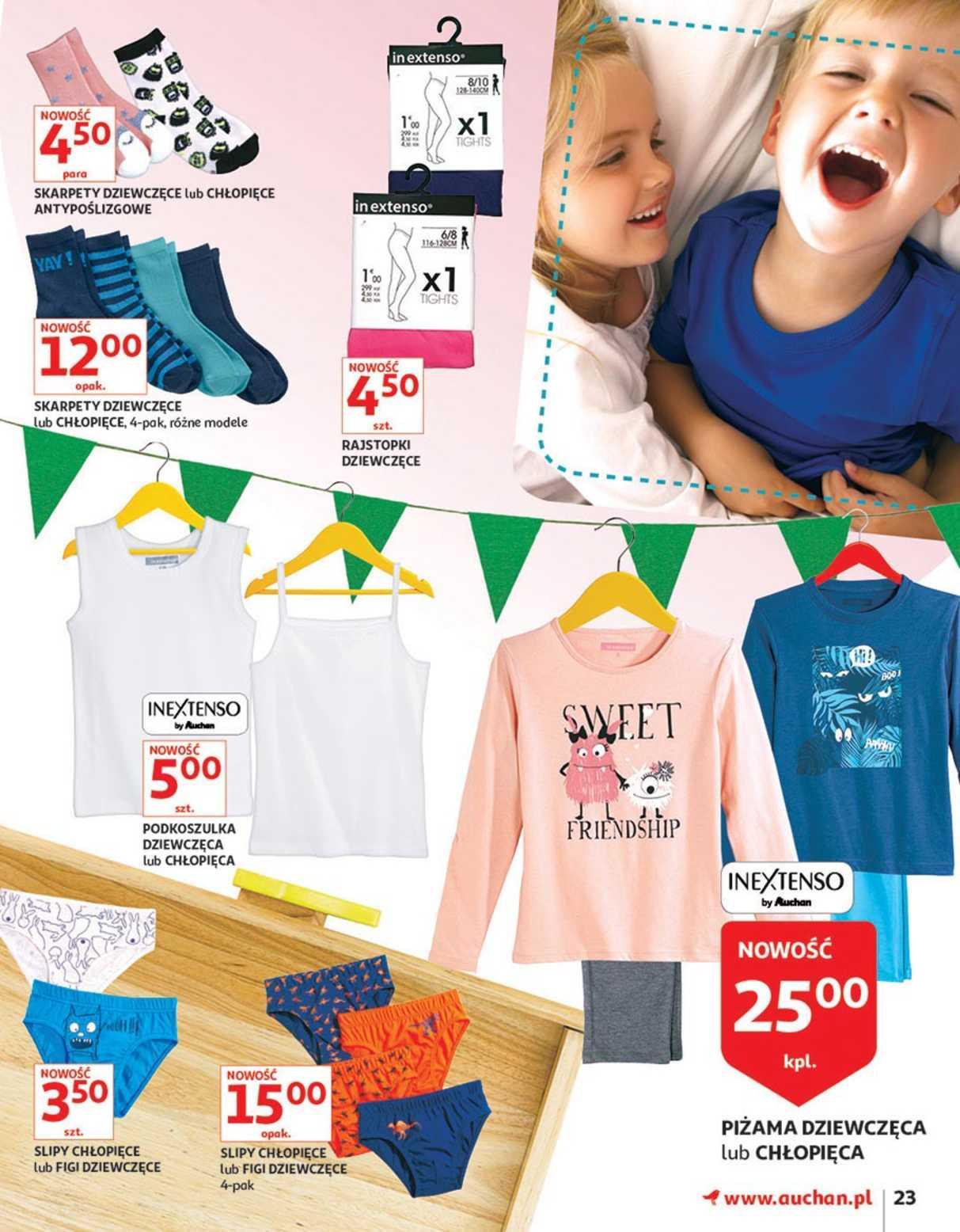 Gazetka promocyjna Auchan do 22/08/2018 str.23