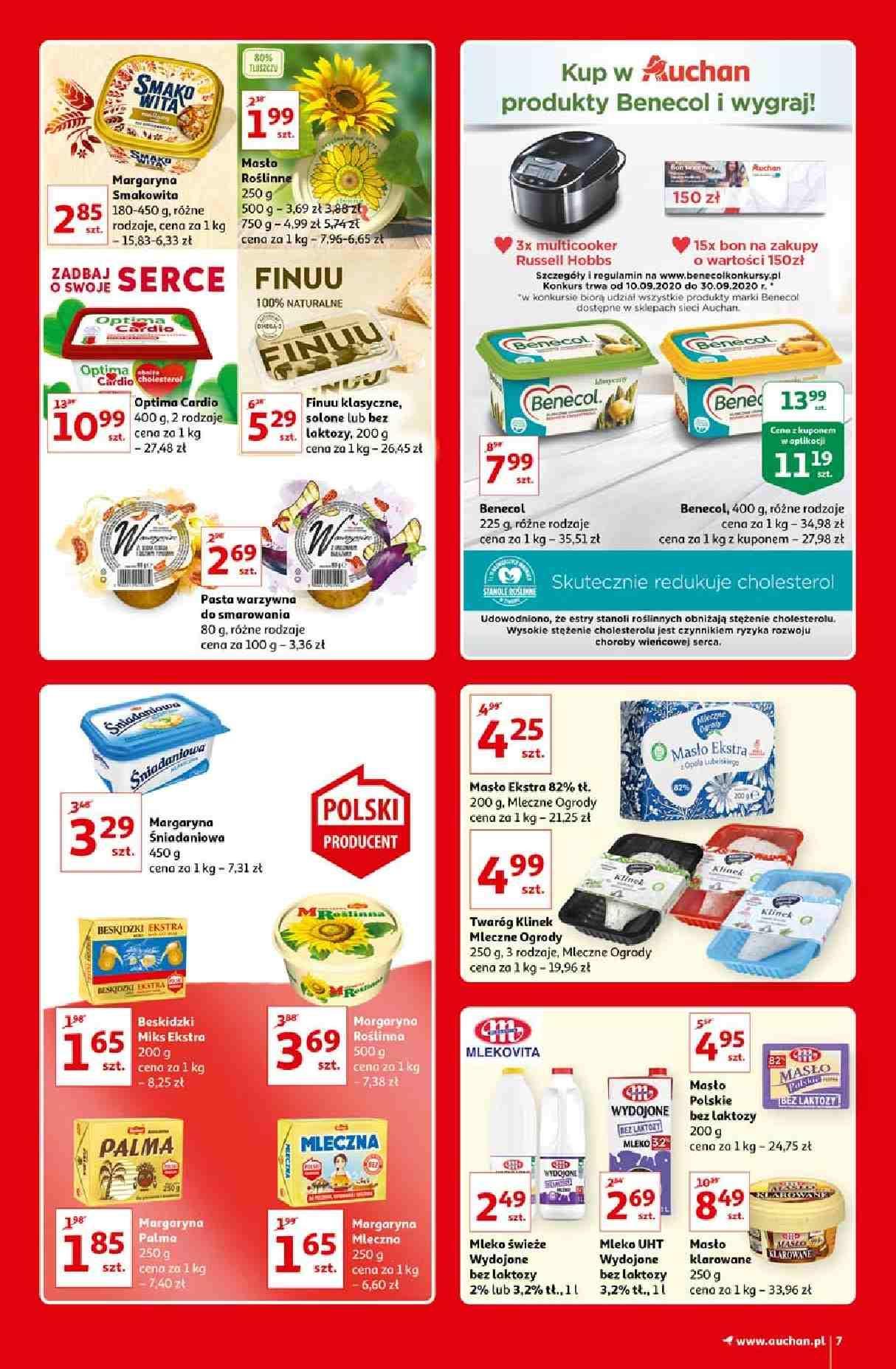Gazetka promocyjna Auchan do 16/09/2020 str.6