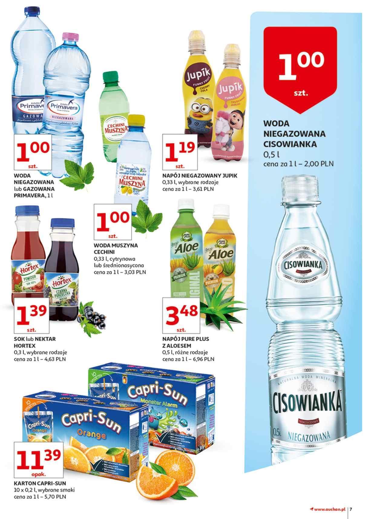 Gazetka promocyjna Auchan do 11/07/2018 str.7
