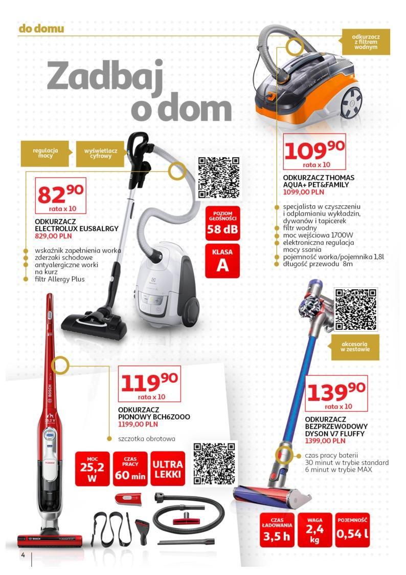 Gazetka promocyjna Auchan do 13/11/2018 str.4
