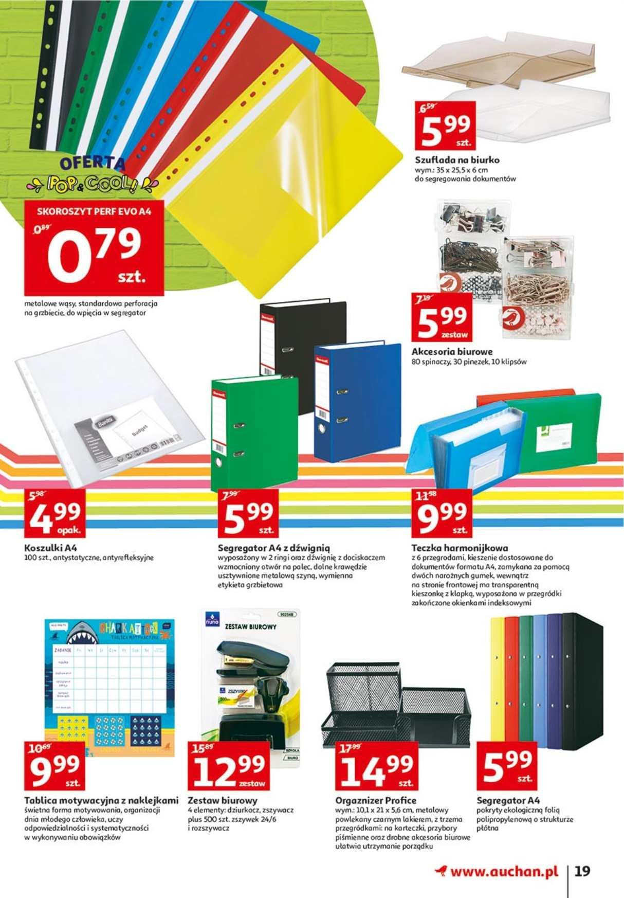 Gazetka promocyjna Auchan do 26/08/2020 str.18