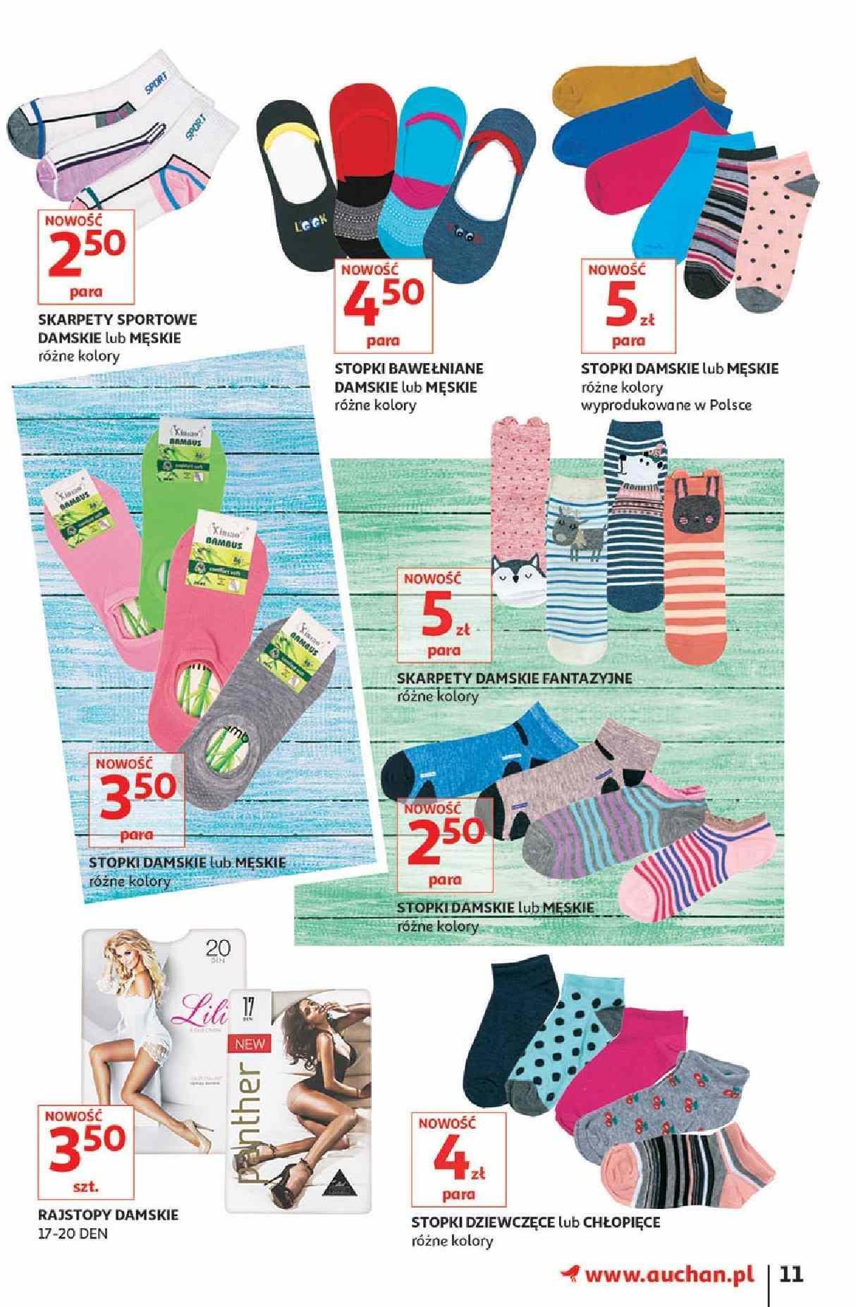Gazetka promocyjna Auchan do 14/03/2019 str.11