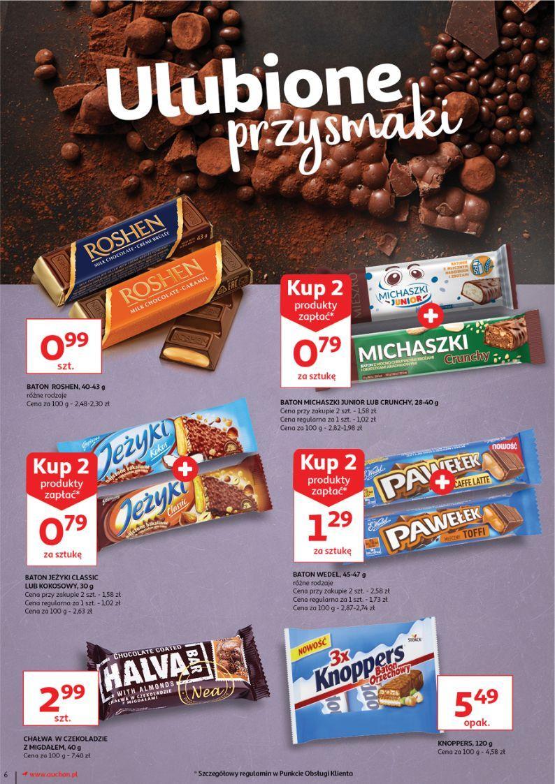 Gazetka promocyjna Auchan do 20/03/2019 str.6