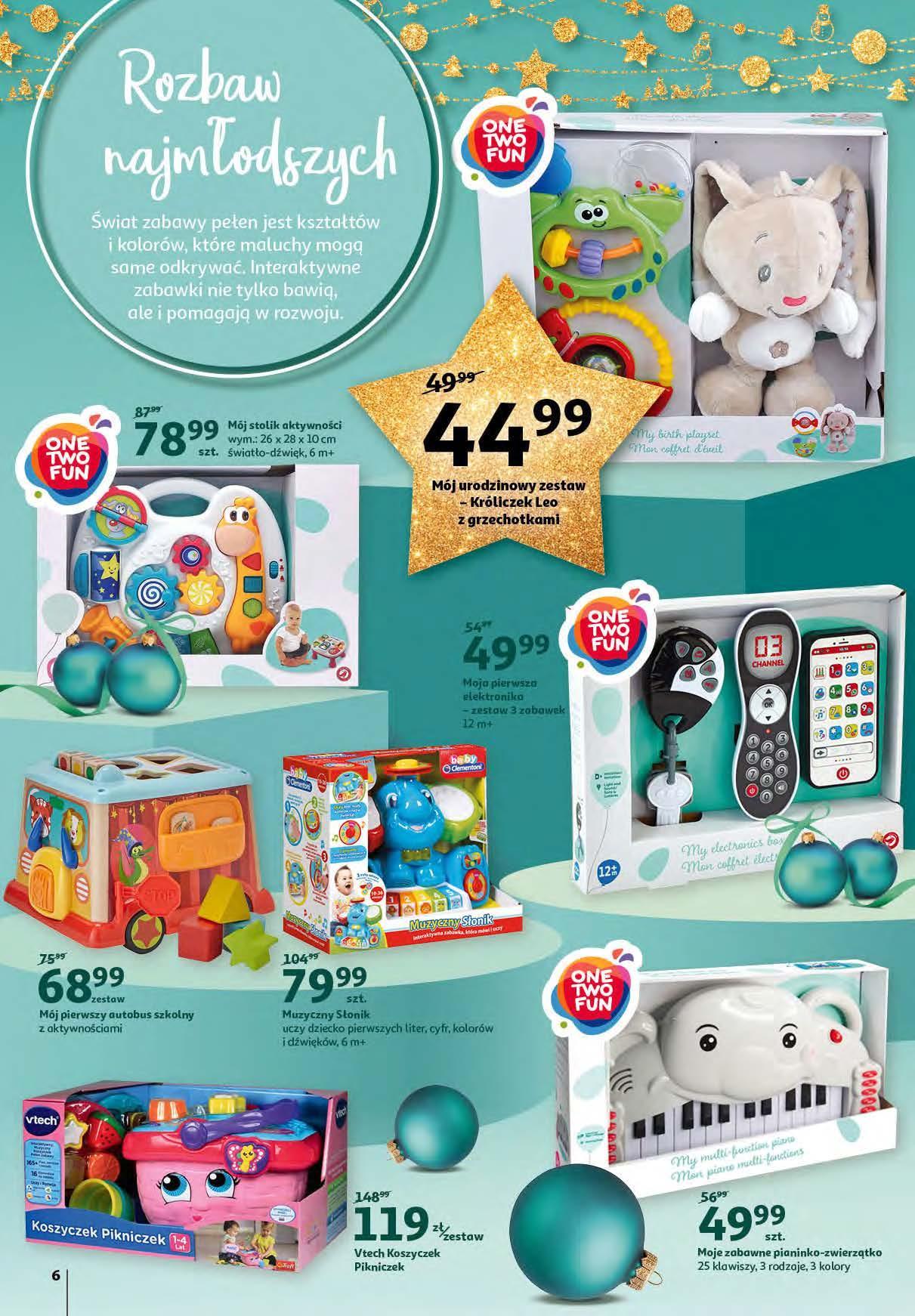 Gazetka promocyjna Auchan do 25/11/2020 str.6