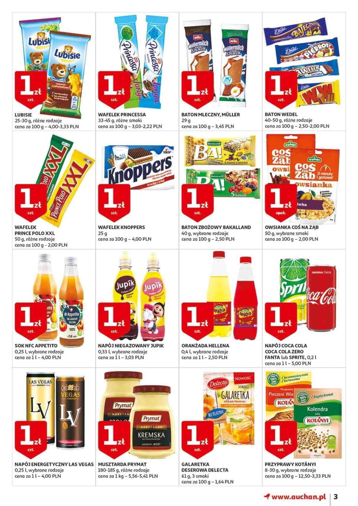 Gazetka promocyjna Auchan do 07/09/2018 str.2