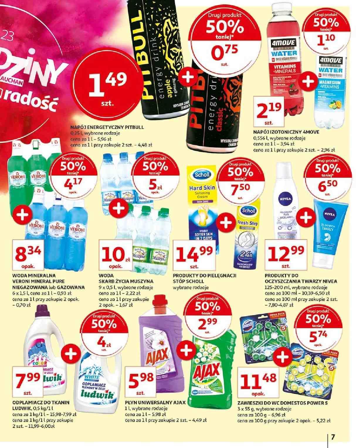 Gazetka promocyjna Auchan do 23/05/2019 str.7