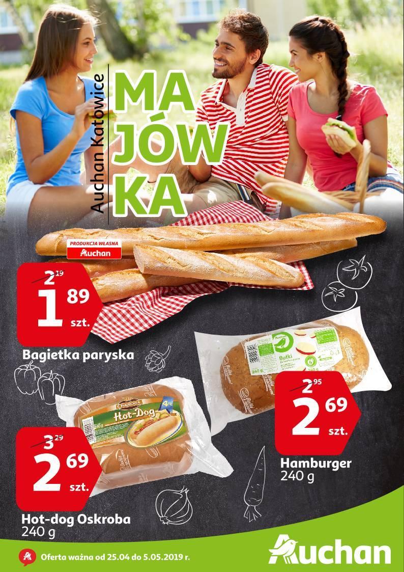 Gazetka promocyjna Auchan do 05/05/2019 str.0