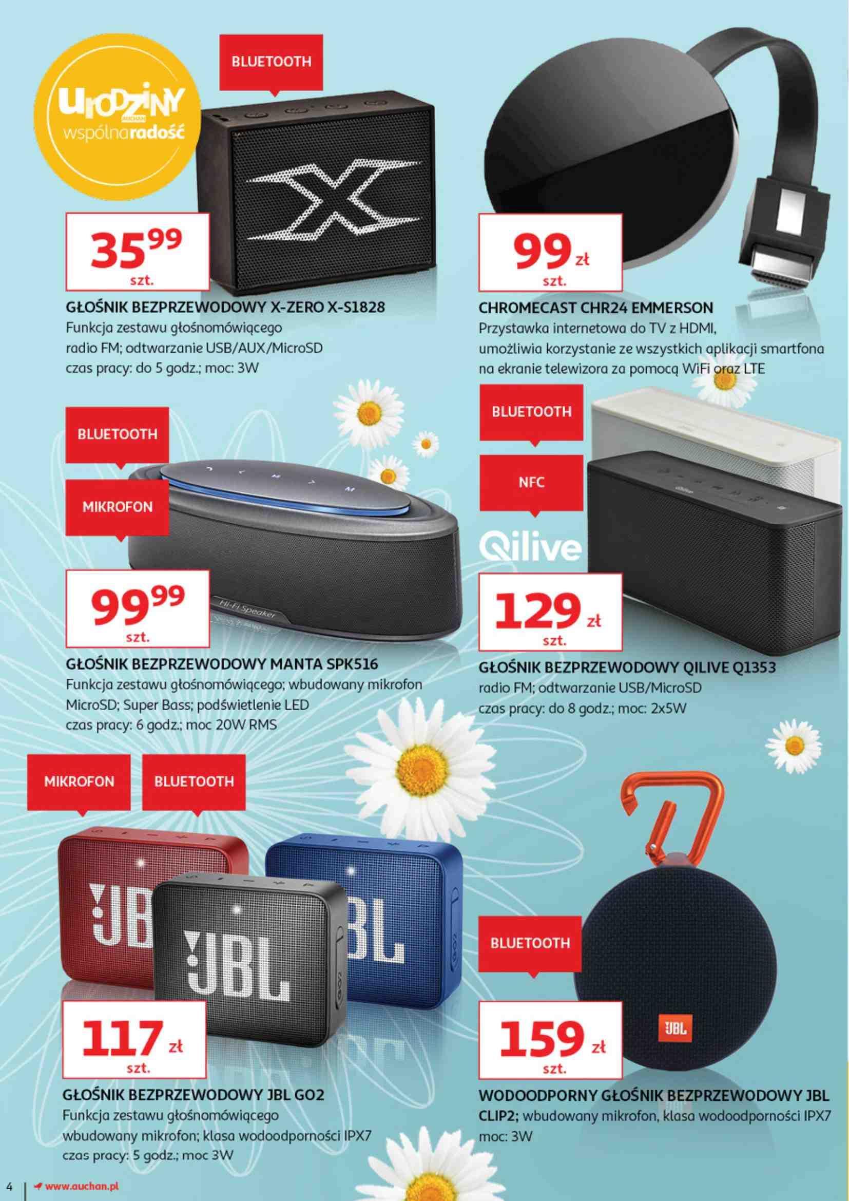 Gazetka promocyjna Auchan do 08/05/2019 str.3