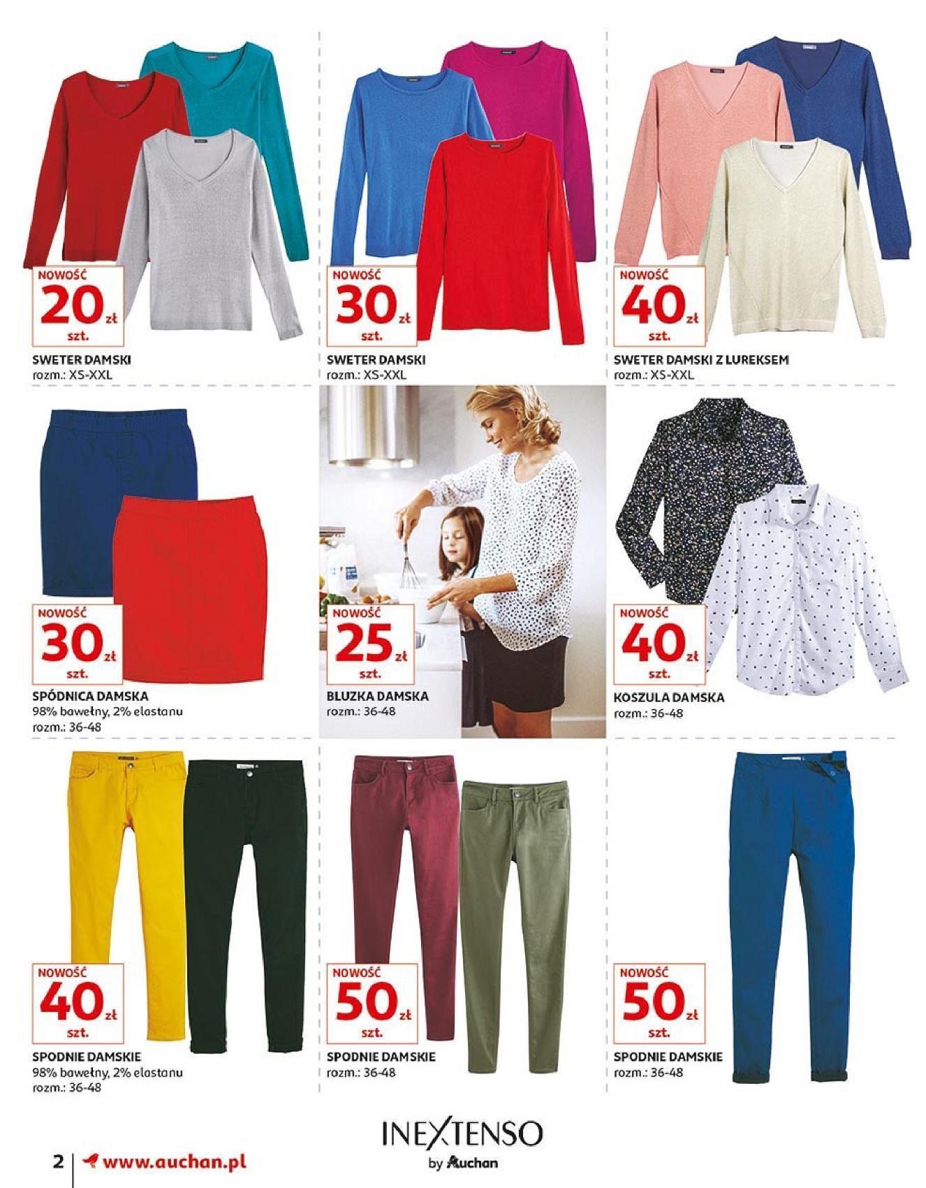 Gazetka promocyjna Auchan do 14/10/2018 str.2