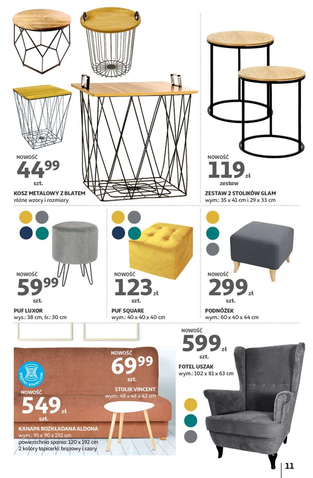 Gazetka promocyjna Auchan do 23/01/2019 str.11