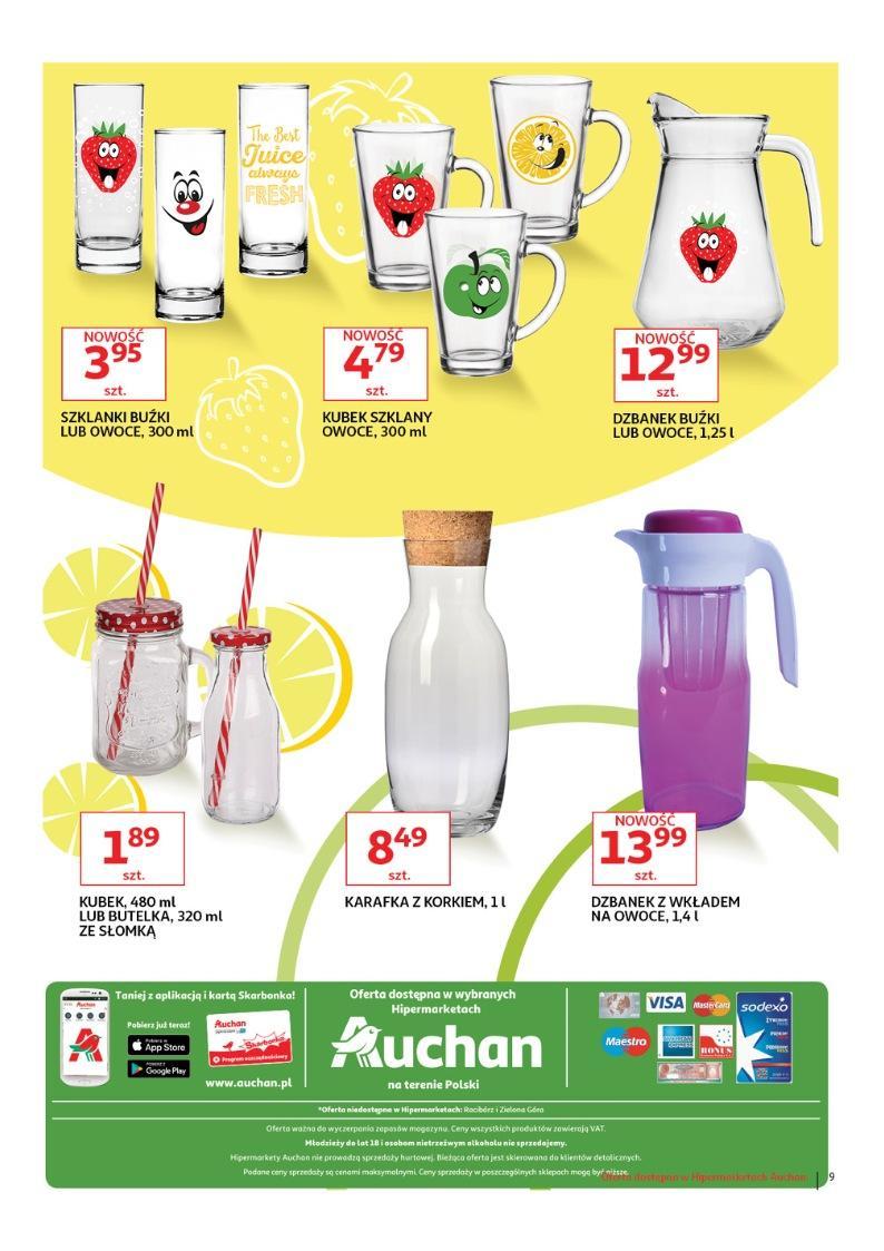 Gazetka promocyjna Auchan do 18/05/2019 str.9