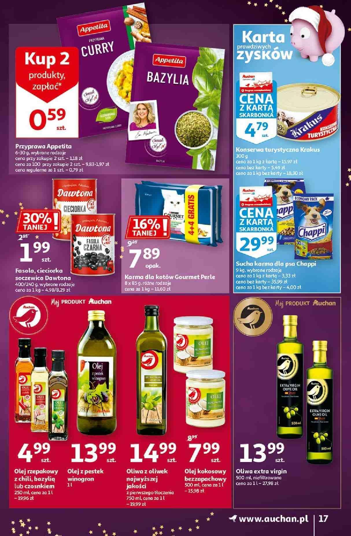 Gazetka promocyjna Auchan do 25/11/2020 str.17