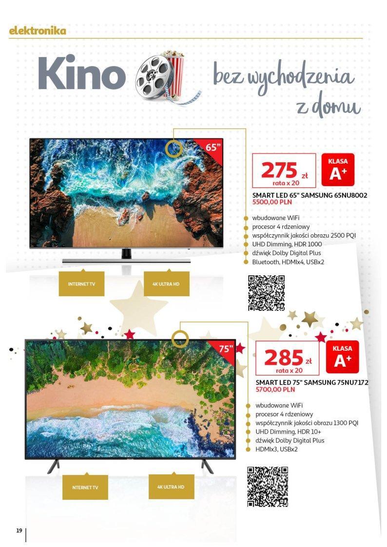 Gazetka promocyjna Auchan do 23/12/2018 str.19