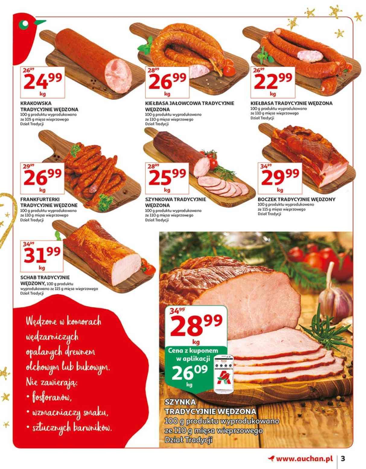 Gazetka promocyjna Auchan do 09/12/2018 str.3