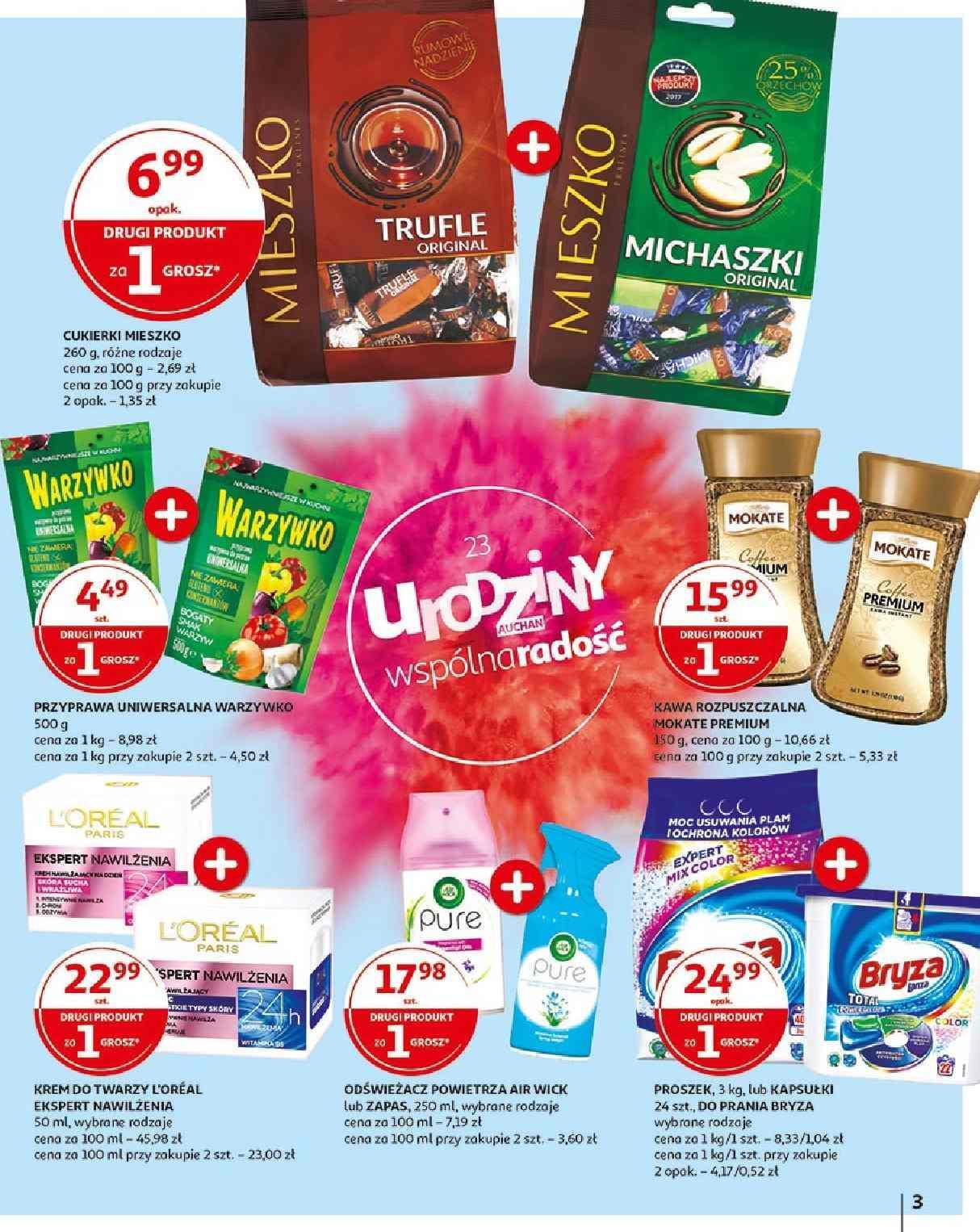 Gazetka promocyjna Auchan do 23/05/2019 str.3