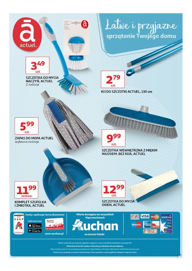 Gazetka promocyjna Auchan do 27/03/2019 str.25