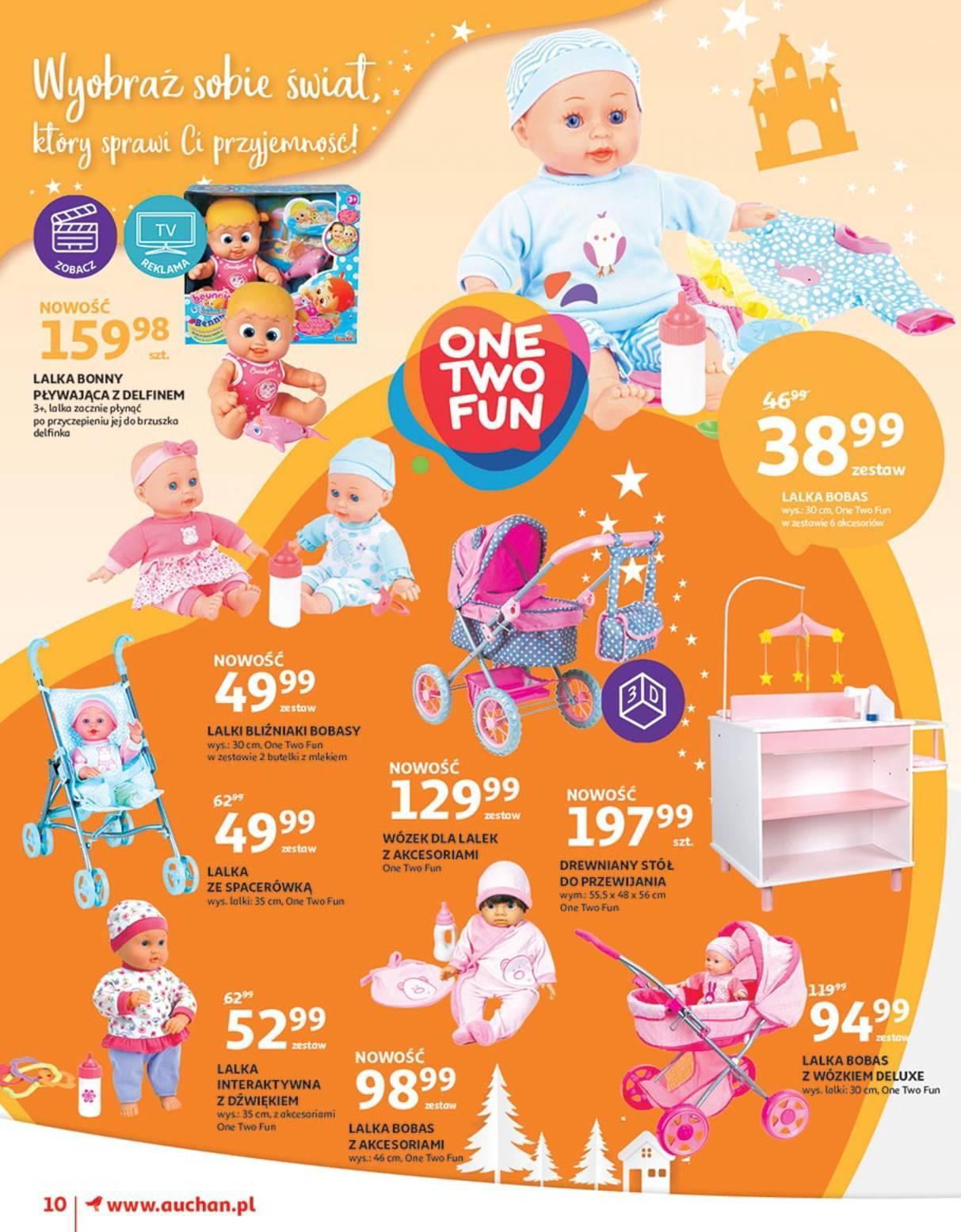 Gazetka promocyjna Auchan do 28/11/2018 str.10