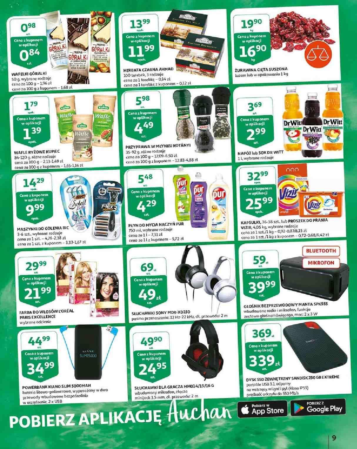Gazetka promocyjna Auchan do 23/05/2019 str.9