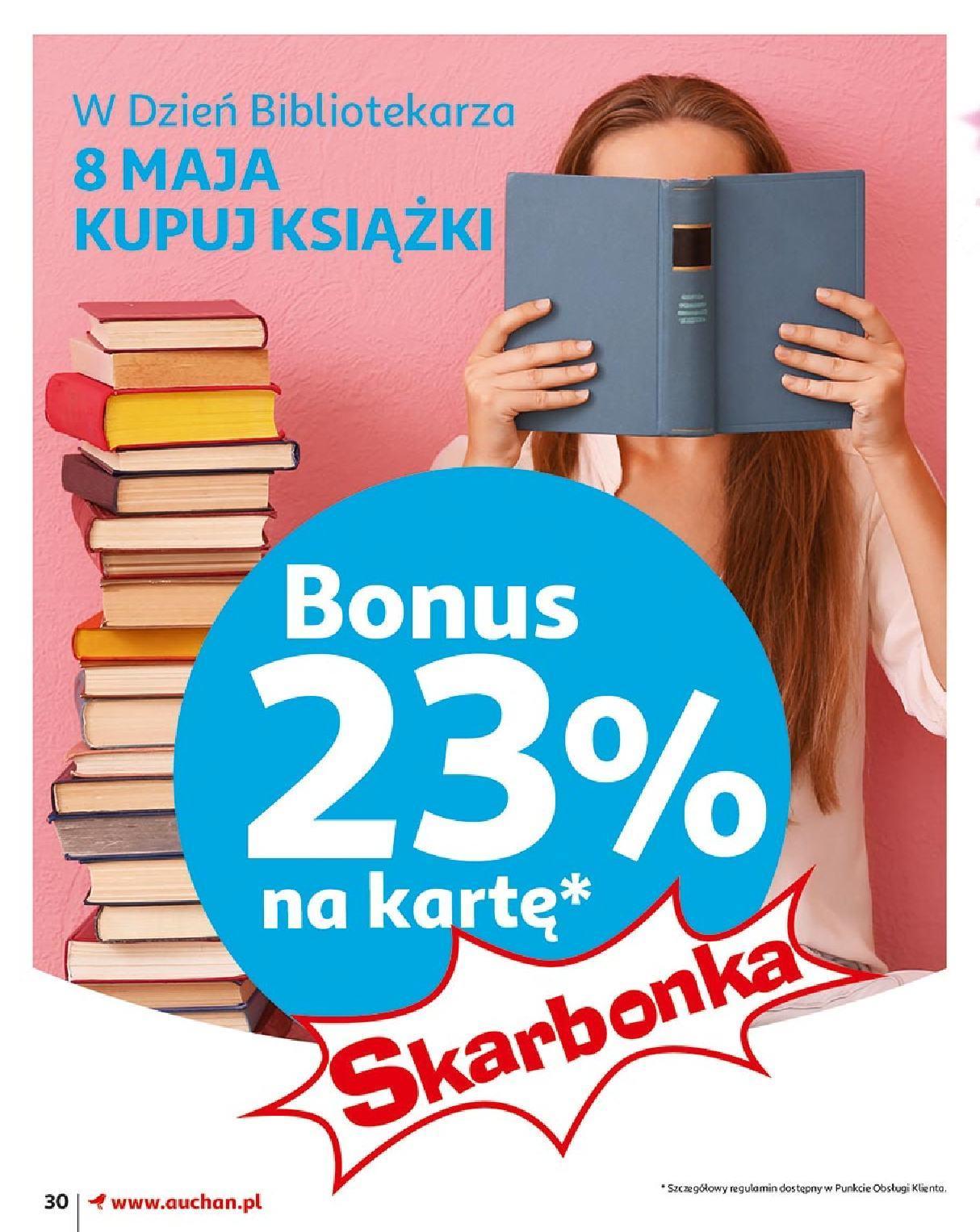 Gazetka promocyjna Auchan do 15/05/2019 str.30