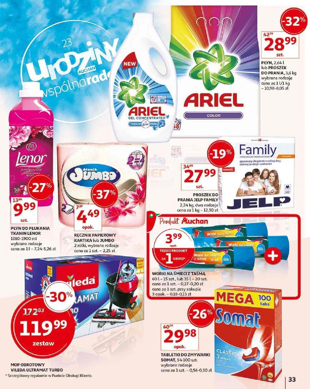 Gazetka promocyjna Auchan do 23/05/2019 str.33