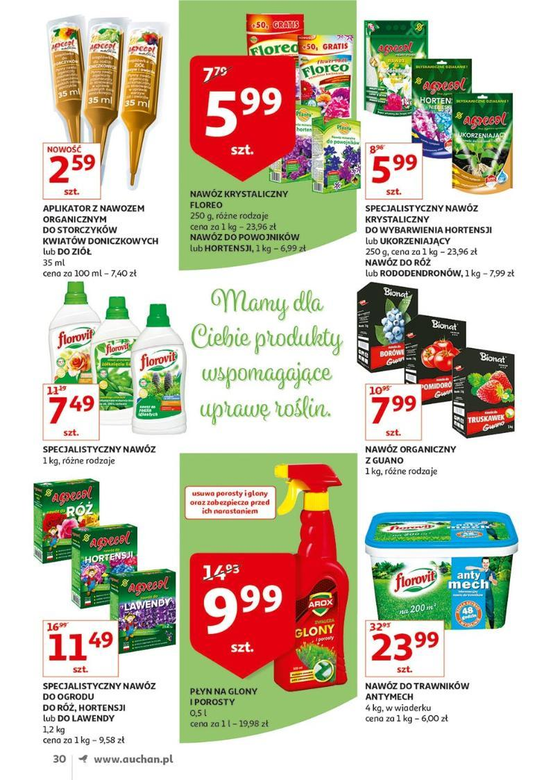 Gazetka promocyjna Auchan do 30/04/2019 str.29