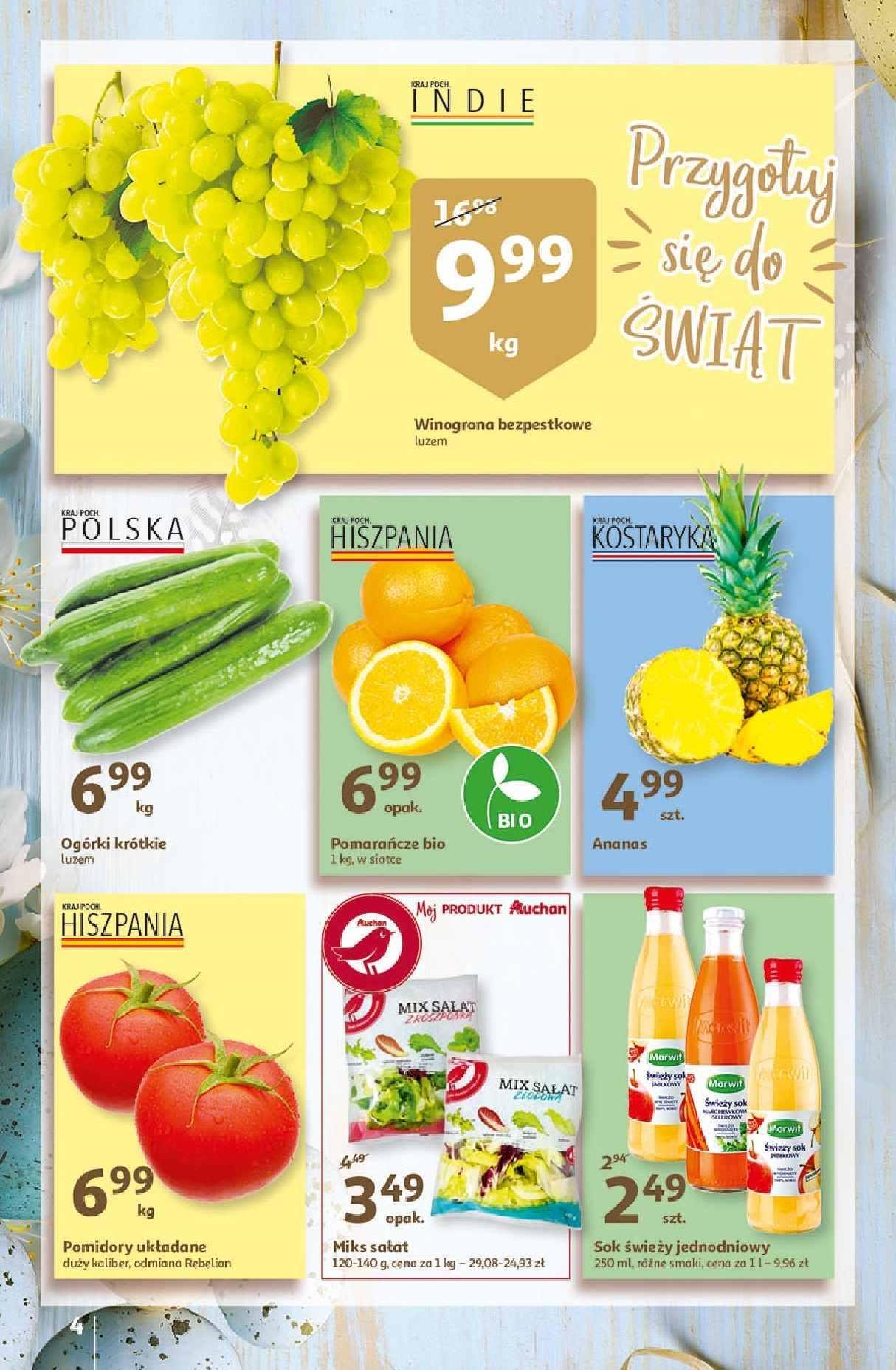 Gazetka promocyjna Auchan do 01/04/2020 str.4
