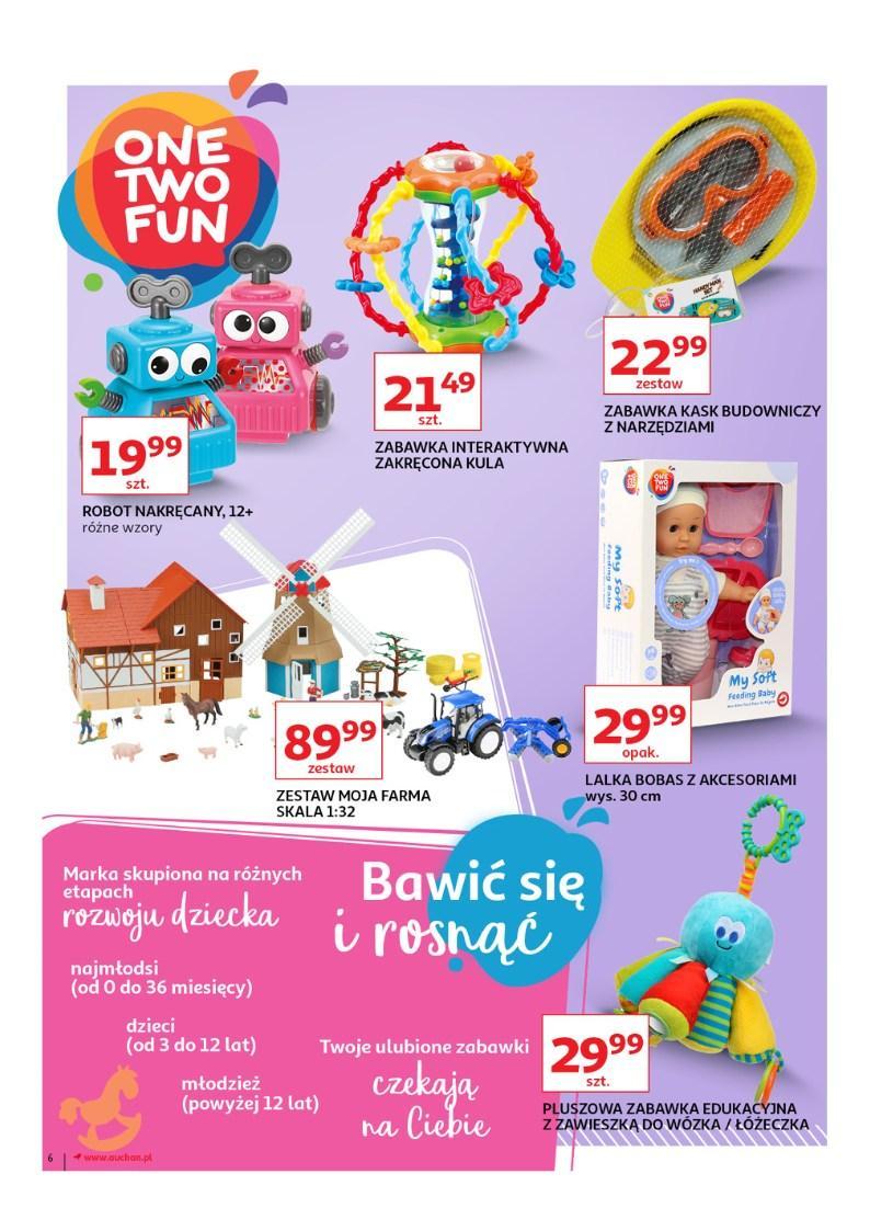 Gazetka promocyjna Auchan do 27/03/2019 str.6